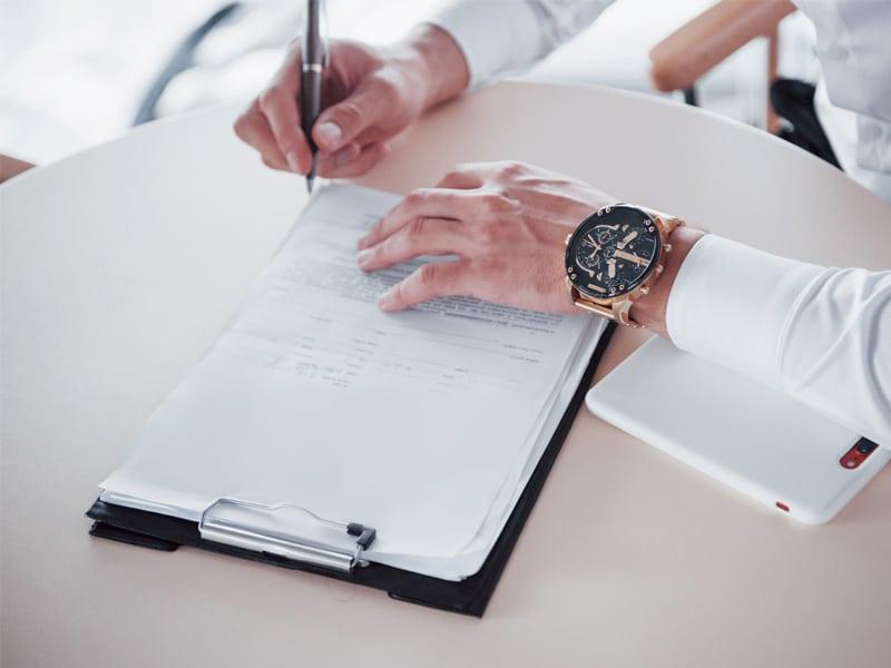 Cómo hacer un poder notarial